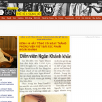 Kenh14.vn bị hack - Ảnh chụp lúc 21h25 ngày 19/07/2012